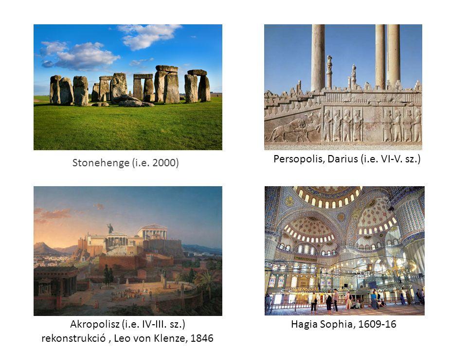 Stonehenge (i.e. 2000) Akropolisz (i.e. IV-III.
