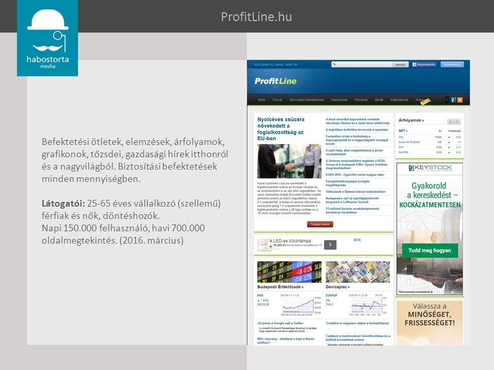 ProfitLine.hu Befektetési ötletek, elemzések, árfolyamok, grafikonok, tőzsdei, gazdasági hírek itthonról és a nagyvilágból.