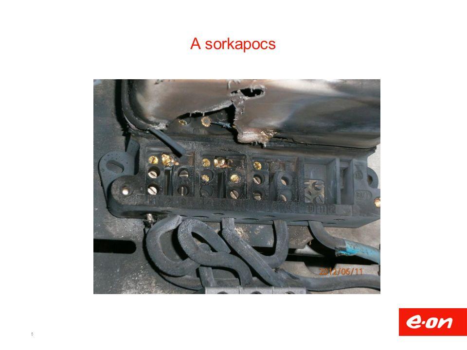 A baleset okai, intézkedések, megelőzés Közvetlen ok: a munkát végző nem megfelelően végezte a feszültségkémlelést, így a műszaki hiányosságot nem tárta fel A szerelő nem használta a KIF FAM beavatkozáshoz szükséges egyéni védőeszközeit (fejvédő sisak, ívvédő álarc, védőkesztyű) Egyéb észrevétel: a kismegszakítók a fogyasztásmérő után voltak szerelve A szerelőpáros második III.