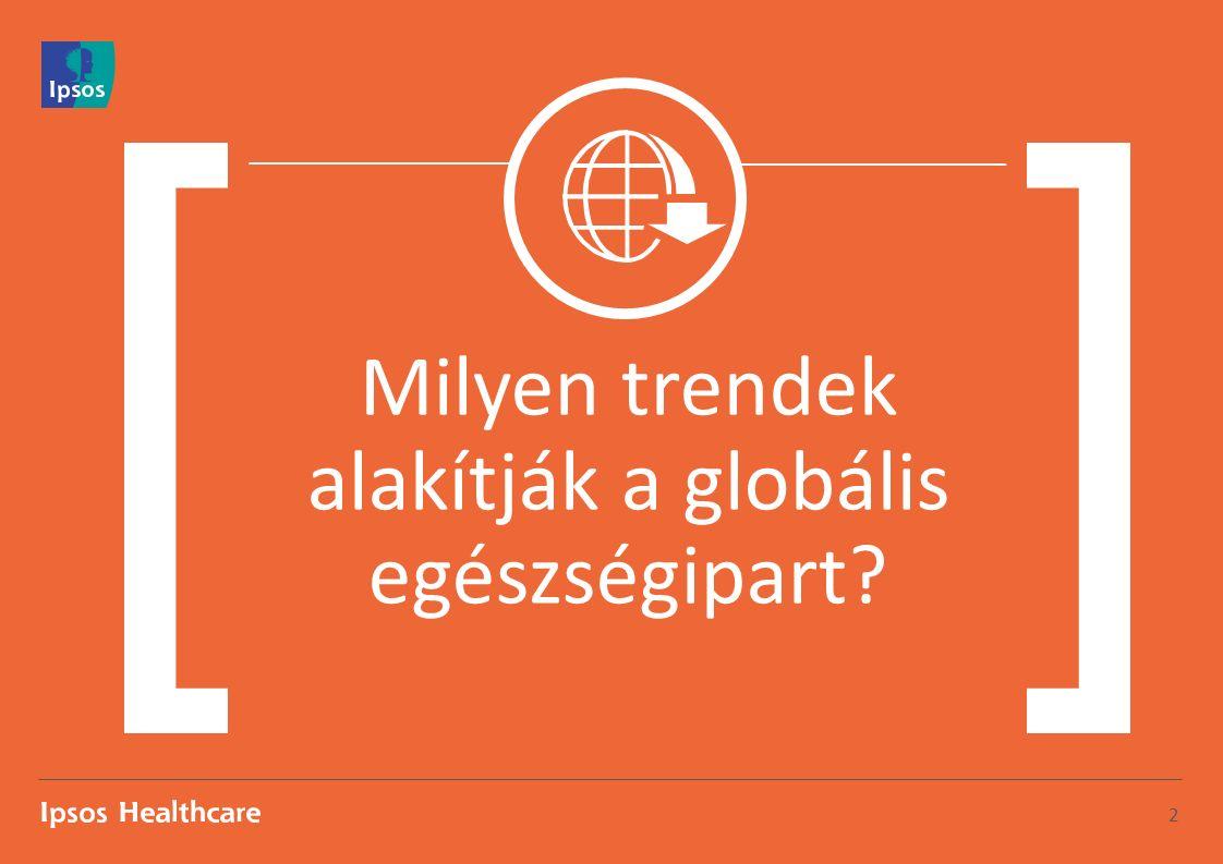 Milyen trendek alakítják a globális egészségipart? 2