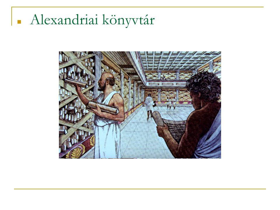 Magyar kulturális intézmények rendszere A könyvtár