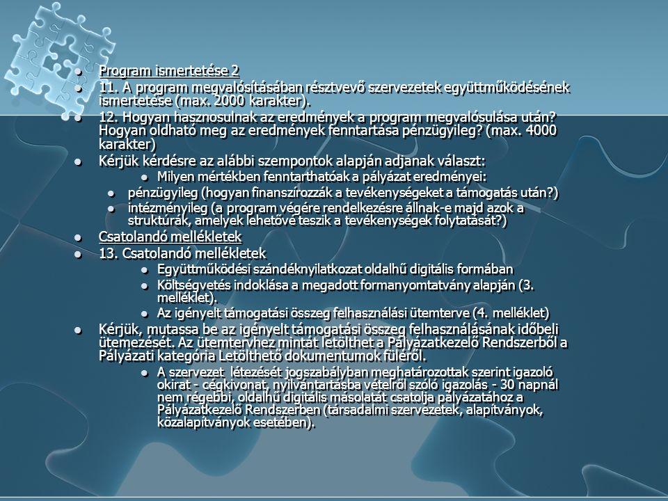 Program ismertetése 2 11.