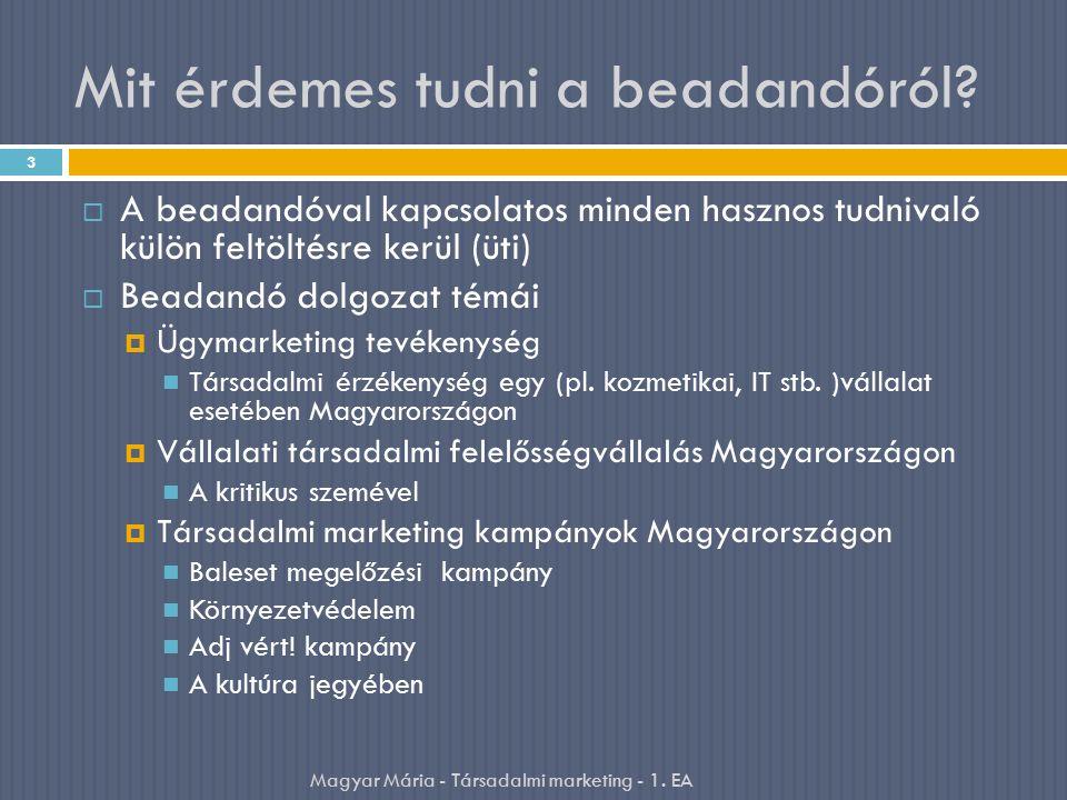 (2) Milyen a magyar CSR valóság.