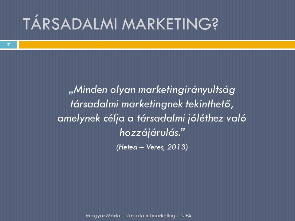Miben különbözik a hagyományos marketingtől.