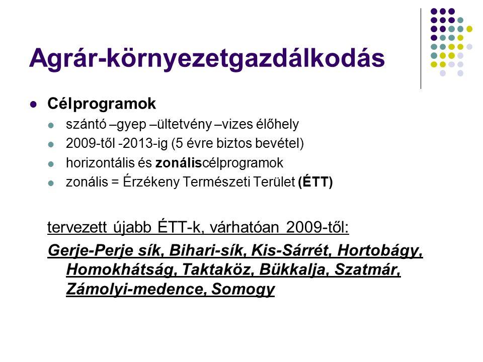 128/2007.(X. 31.) FVM rendelet gazdálkodási év: 2007.