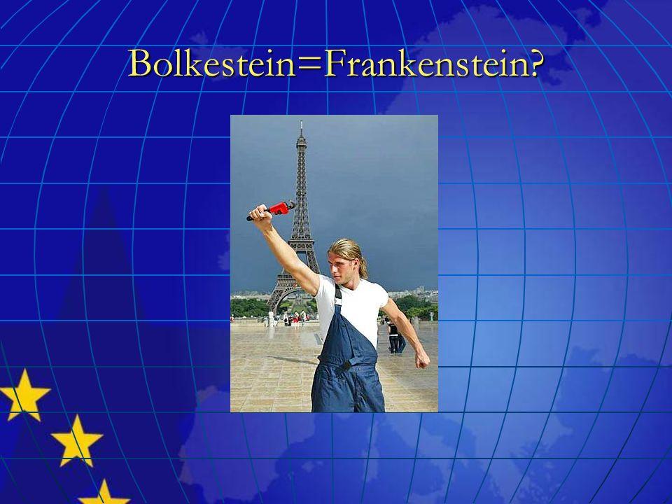 Bolkestein=Frankenstein