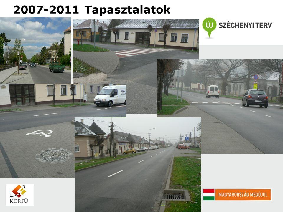 27 2007-2011 Tapasztalatok