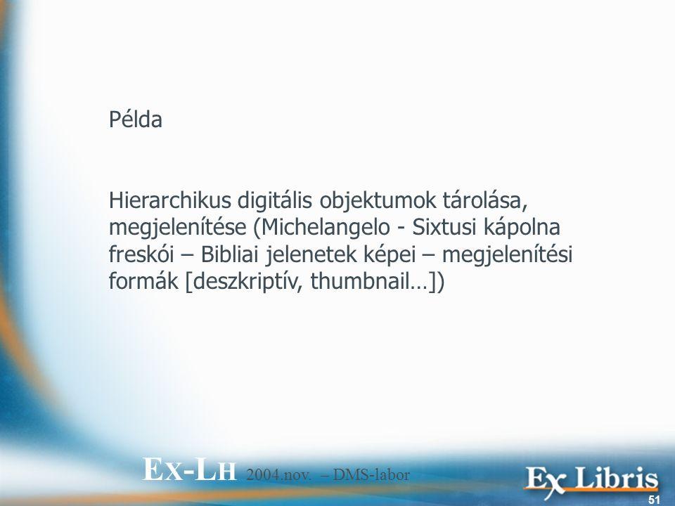E X -L H 2004.nov.