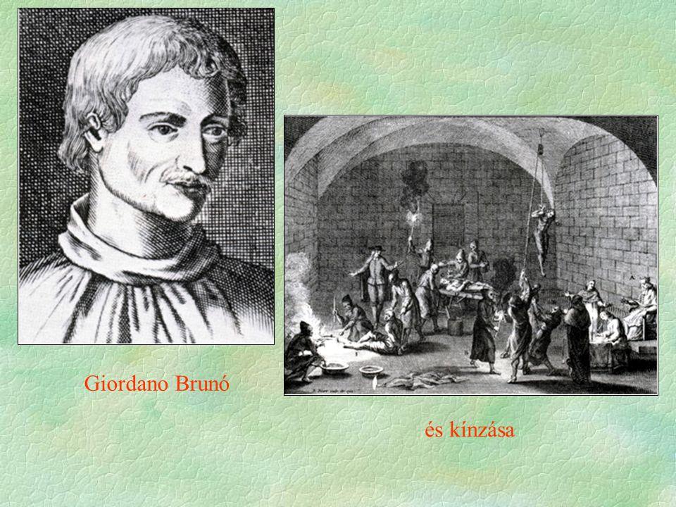 Giordano Brunó és kínzása