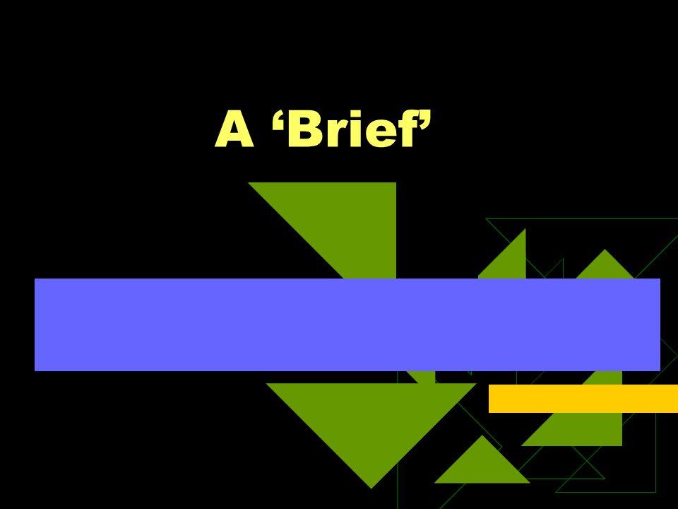 A 'Brief'