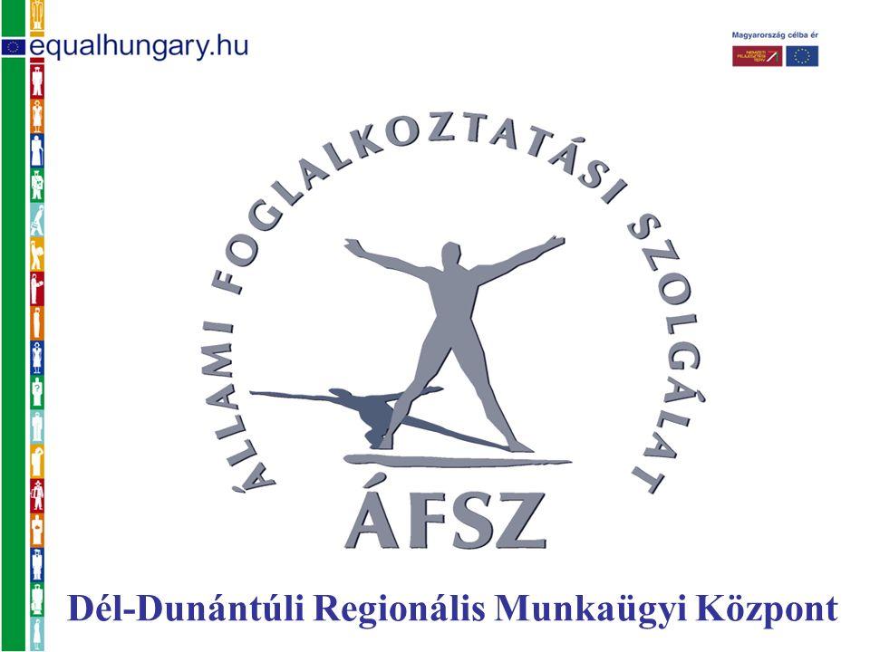 Dél-Dunántúli Regionális Munkaügyi Központ