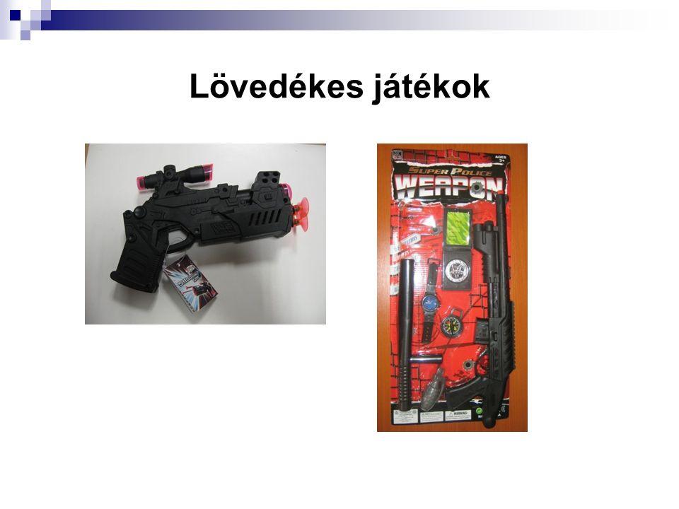 Lövedékes játékok