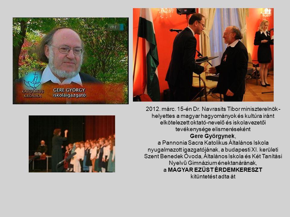 2012. márc. 15-én Dr.