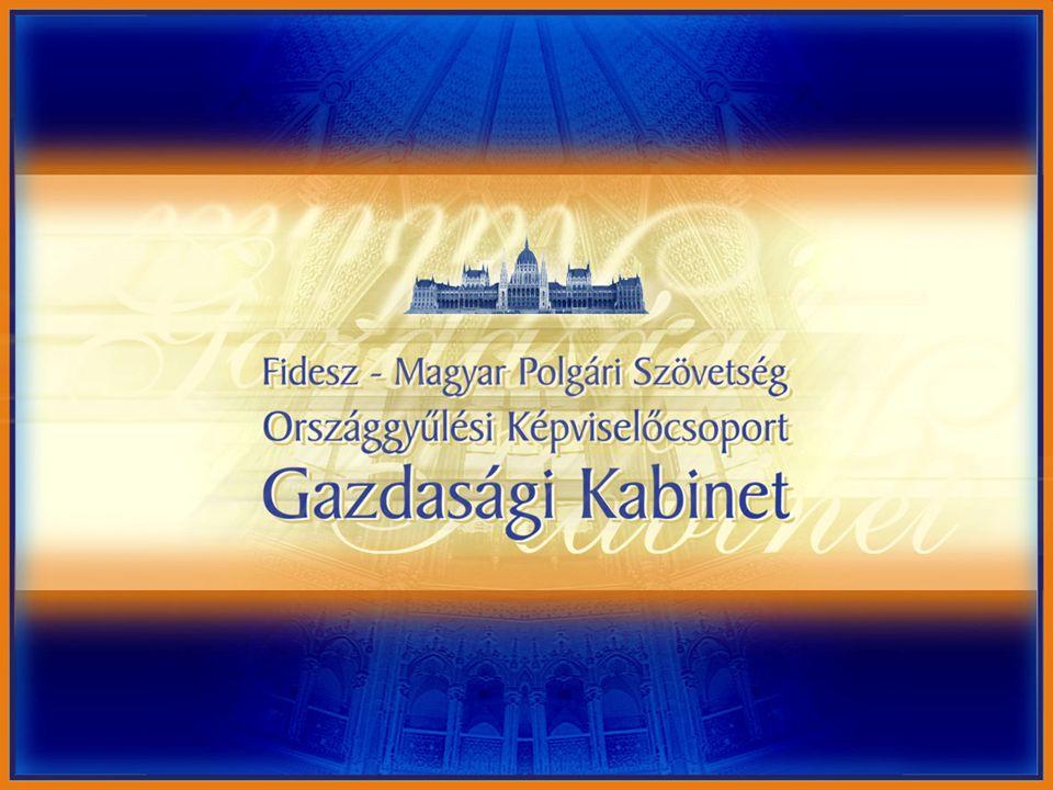 Újabb megszorítások: Varga Mihály 2008. november 3. Költségvetés 2009