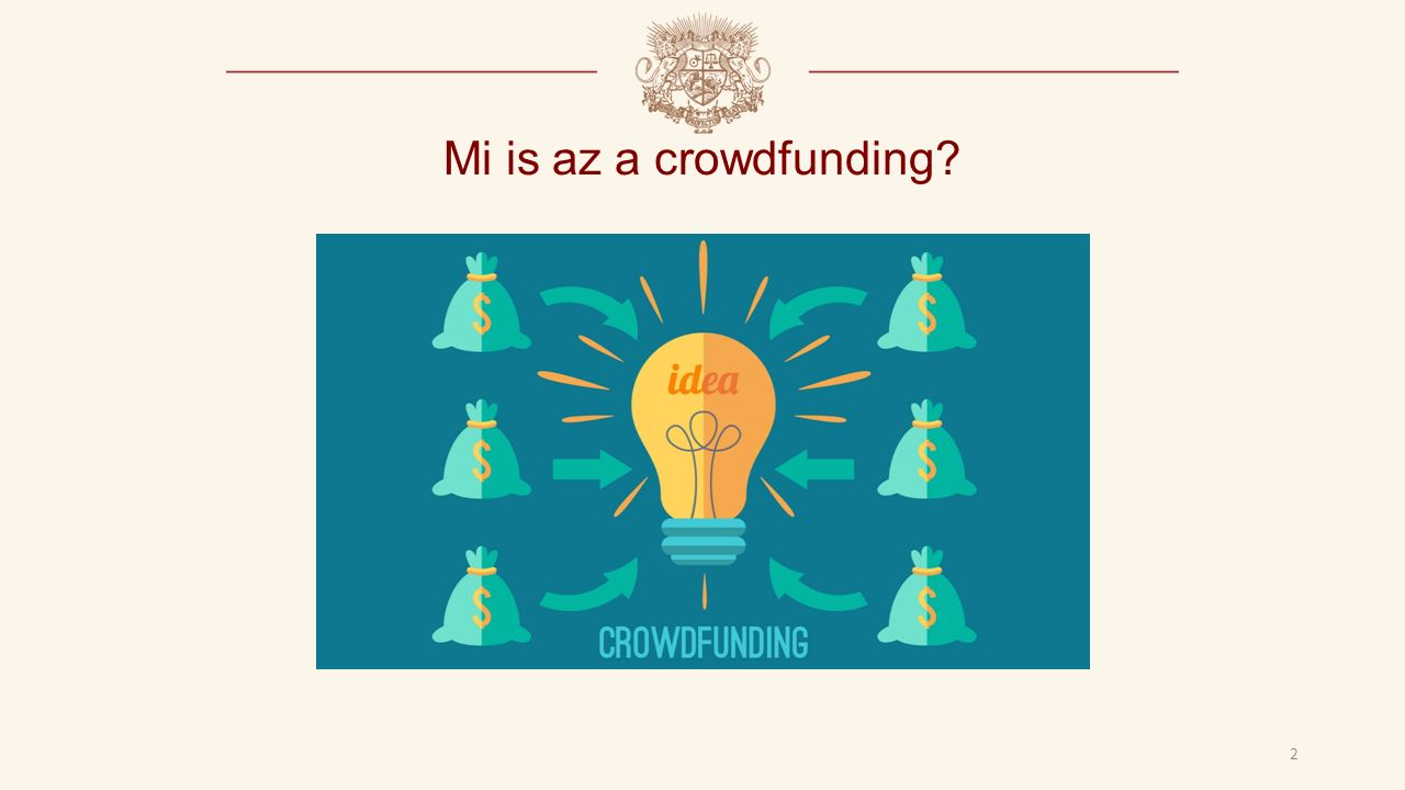 Mi is az a crowdfunding? 2