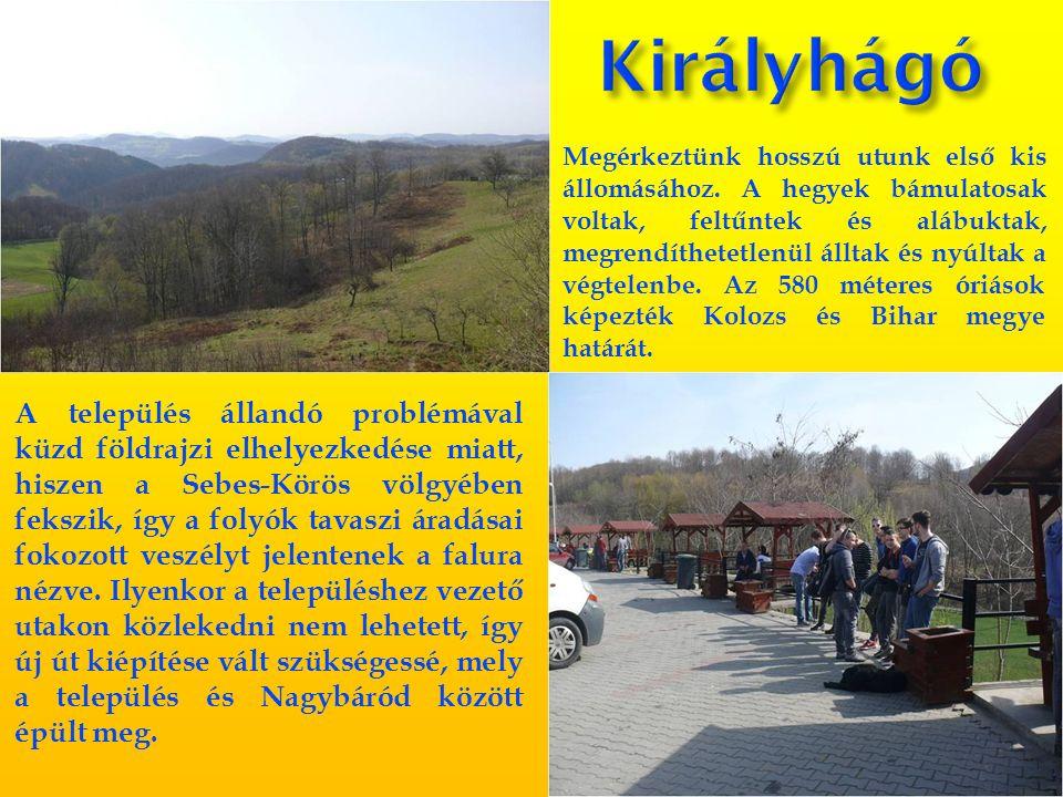 A település állandó problémával küzd földrajzi elhelyezkedése miatt, hiszen a Sebes-Körös völgyében fekszik, így a folyók tavaszi áradásai fokozott veszélyt jelentenek a falura nézve.