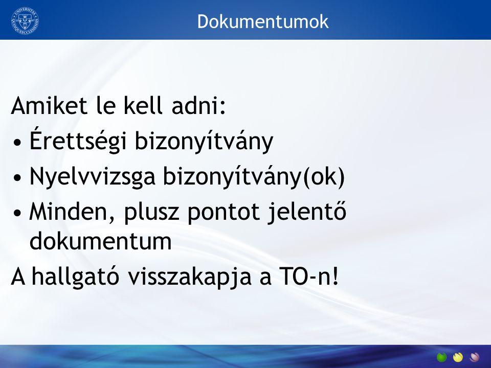 Tantervek, órarend, tanév rendje, TO nyitvatartása Minden információ megtalálható a Közgazdaságtudományi Kar honlapján: Tantervek (teljesítendő kreditek, nyelvi követelmények): BA http://ktk.pte.hu/kepzesek/ba/tantervhttp://ktk.pte.hu/kepzesek/ba/tanterv FOKSZ http://ktk.pte.hu/kepzesek/fokszhttp://ktk.pte.hu/kepzesek/foksz Órarend, Tanév rendje : BA, FOKSZ http://ktk.pte.hu/hallgatok/orarendekhttp://ktk.pte.hu/hallgatok/orarendek TO nyitva tartás, Évfolyamfelelősök: TO nyitvatartása: http://ktk.pte.hu/hallgatok#tonyitvahttp://ktk.pte.hu/hallgatok#tonyitva Évfolyam felelősök: Kohlmann Gabriella BA, Gáspárné Szomor Anett FOKSZ