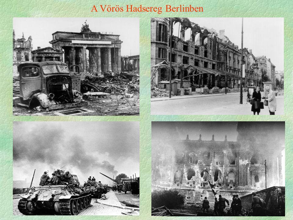 A Vörös Hadsereg Berlinben