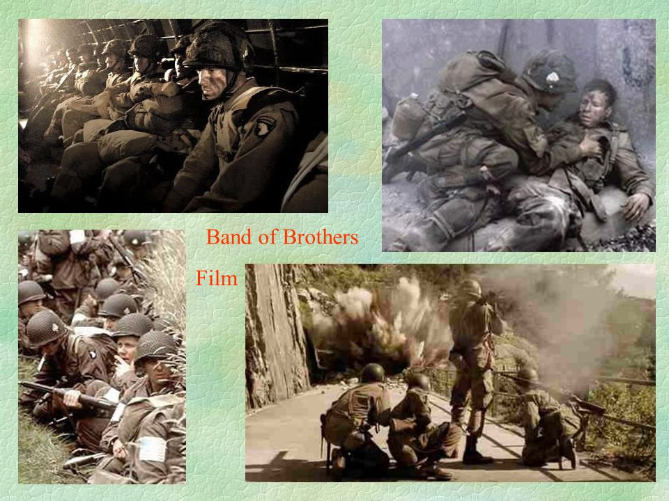 Band of Brothers Film