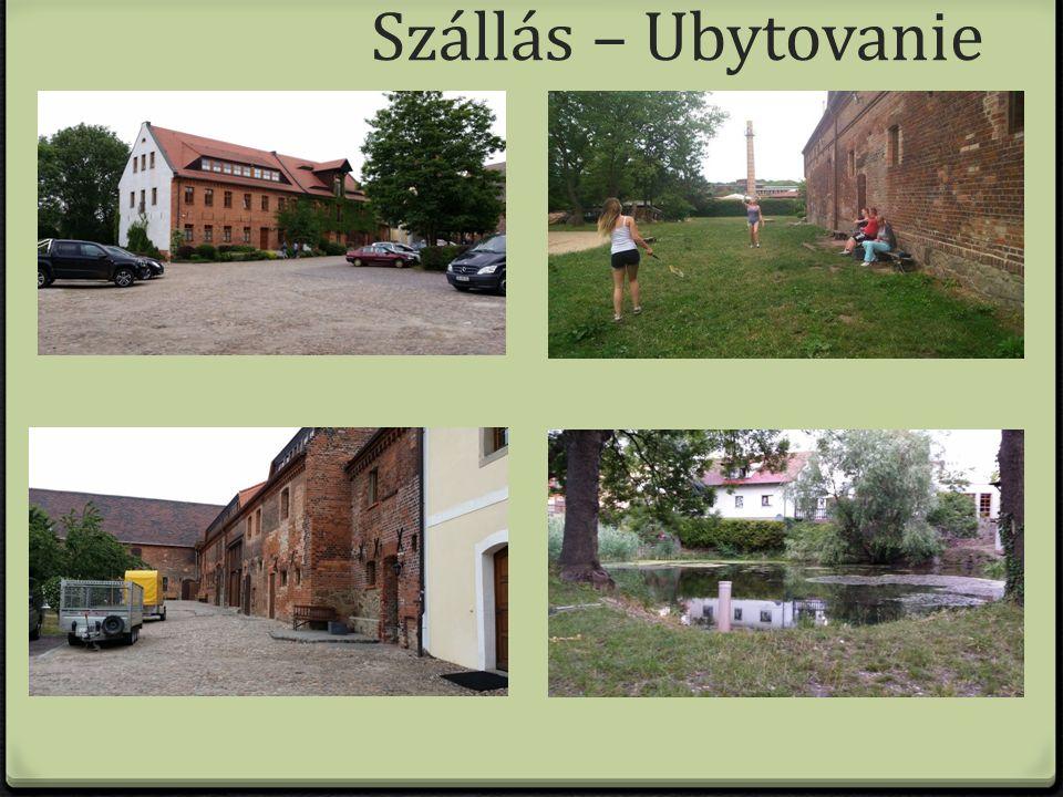 Leipzig Sem sme cestovali s vlakom.Prvý deň nás obzonámili s mestom.