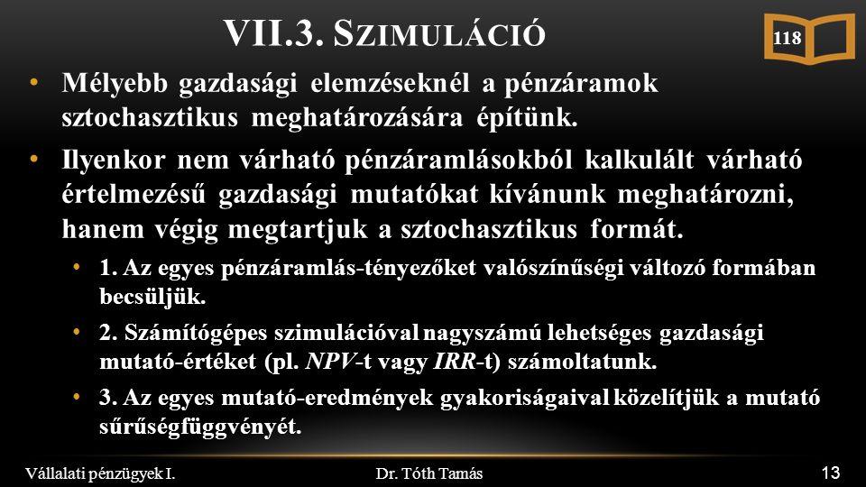 Dr. Tóth Tamás 13 VII.3.