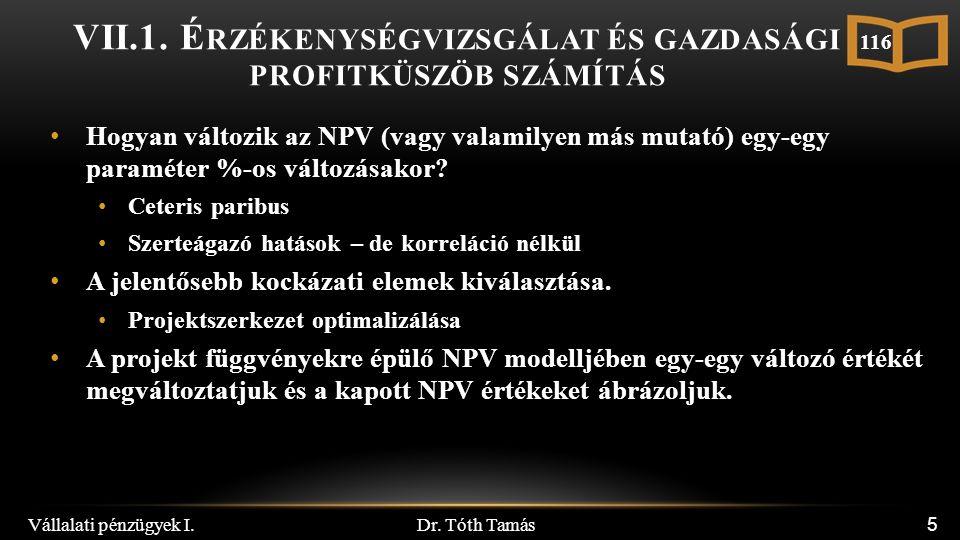 Dr. Tóth Tamás 5 VII.1.