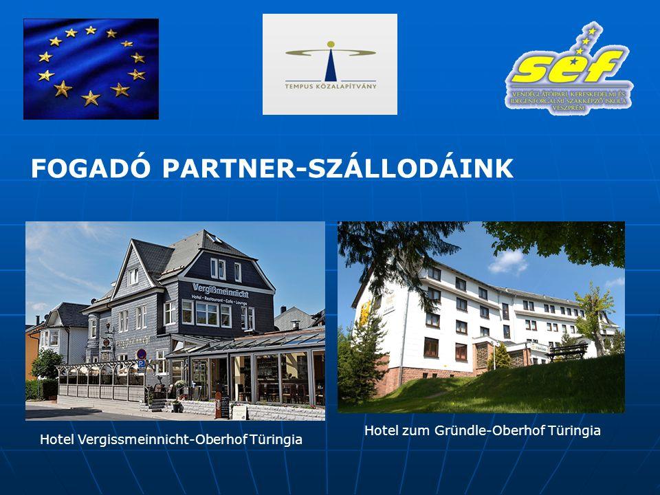 Hotel Vergissmeinnicht-Oberhof Türingia Hotel zum Gründle-Oberhof Türingia FOGADÓ PARTNER-SZÁLLODÁINK
