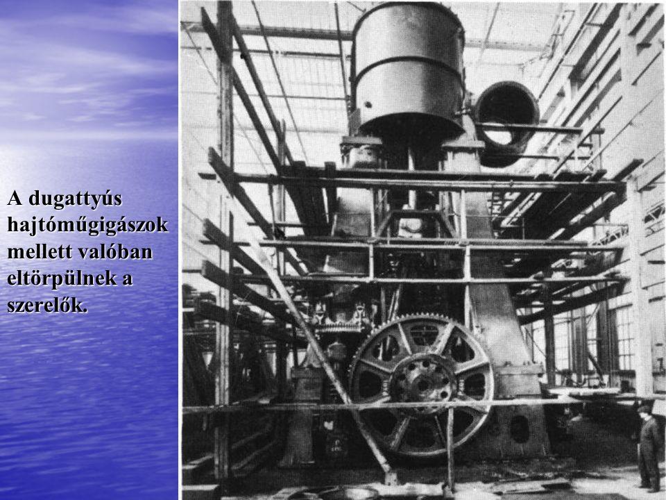 A Titanic 29 óriás kazánja is elszabadult helyéről, amikor a hajó éles szögben megbillent.
