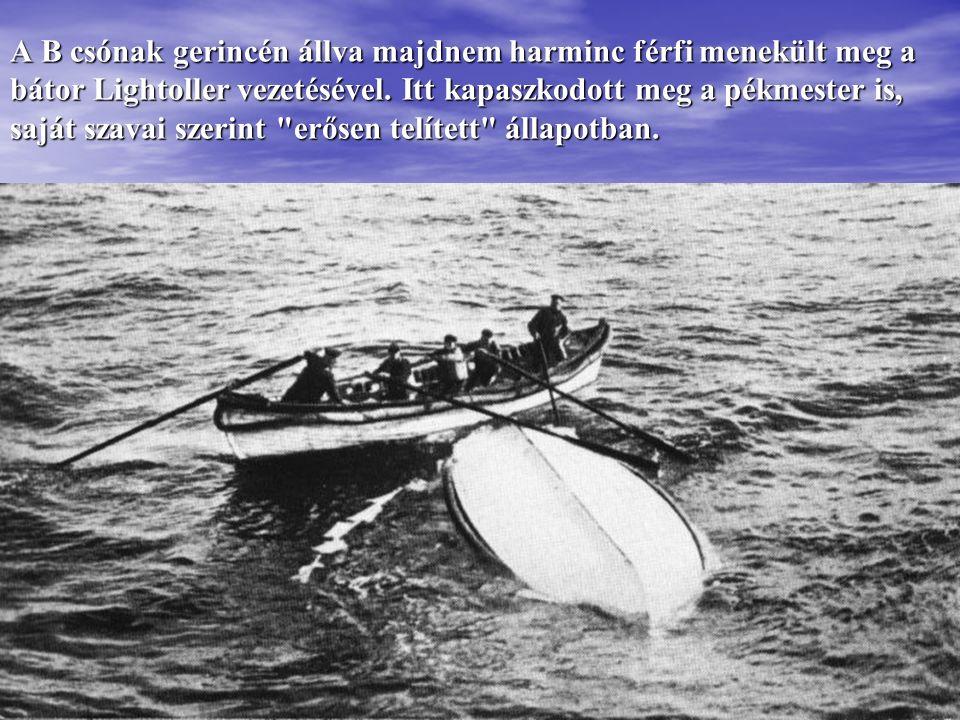 Az orral lefelé süllyedő Titanic (festmény)