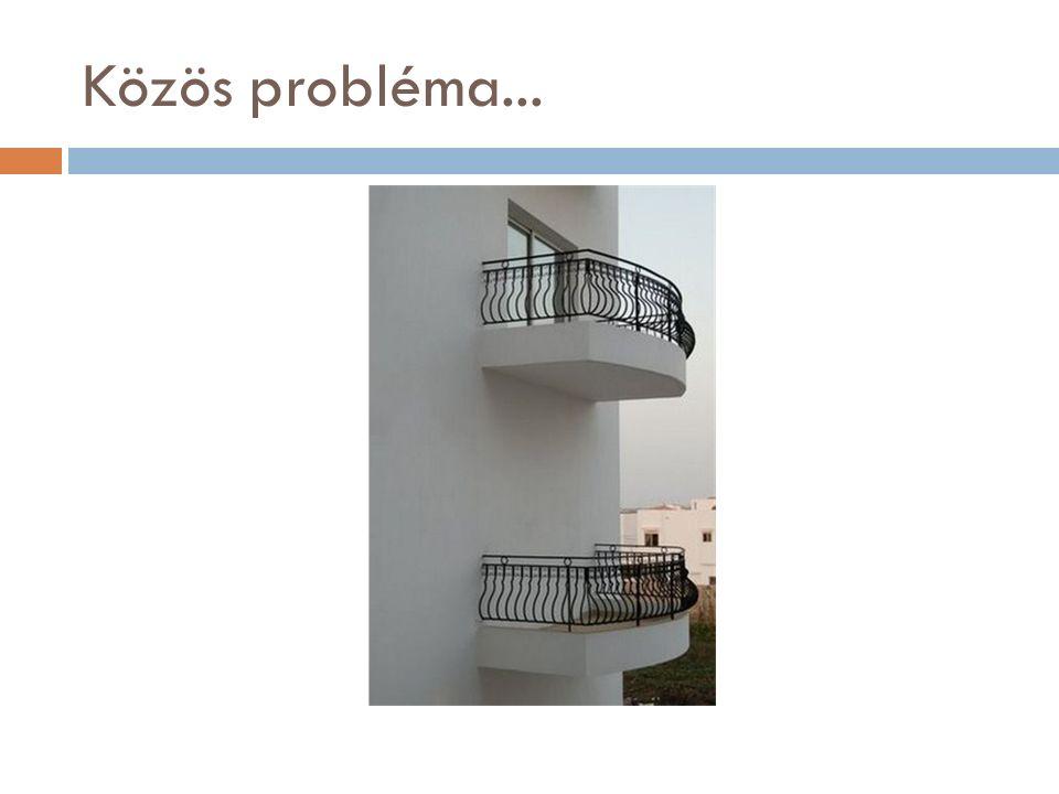 Közös probléma...