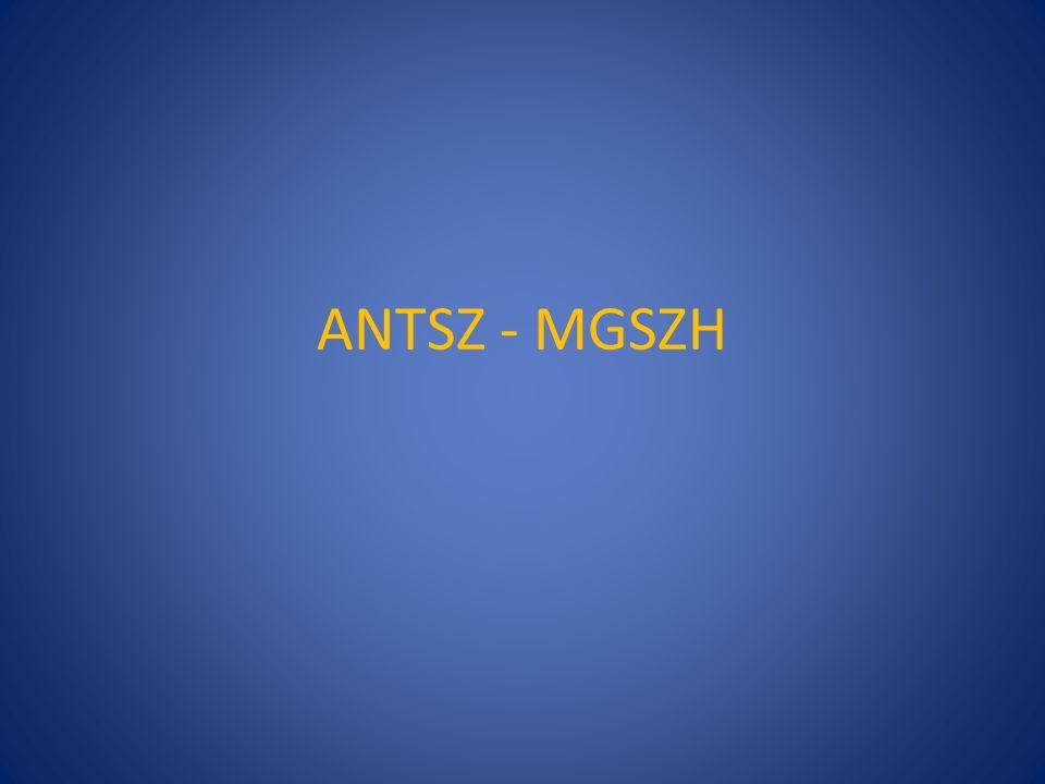 ANTSZ - MGSZH