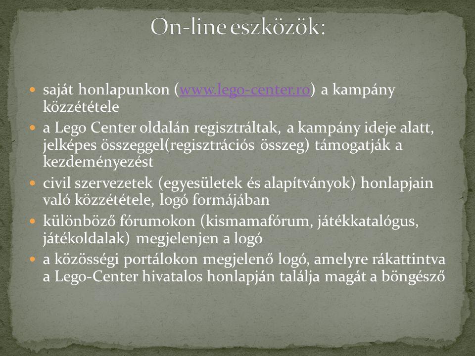 Logónk: