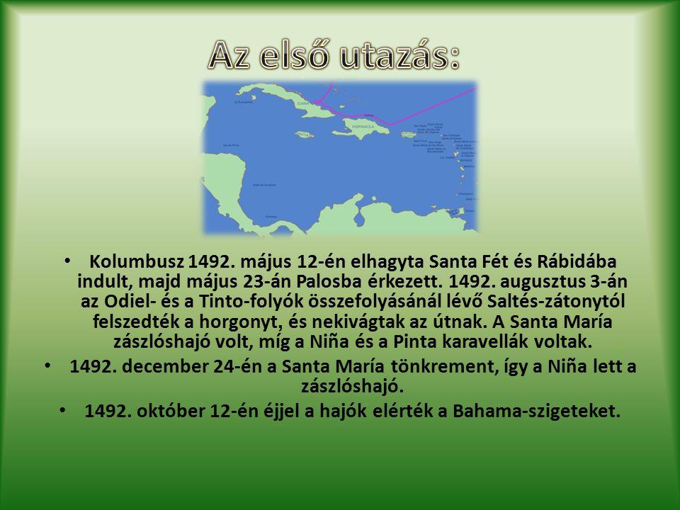 Kolumbusz 1492.