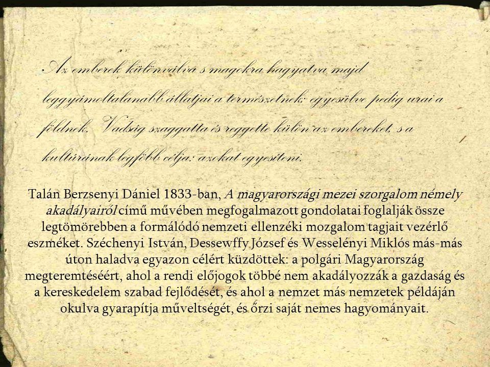 Az 1830. évi országgyűlés üléseinek mutatótáblája