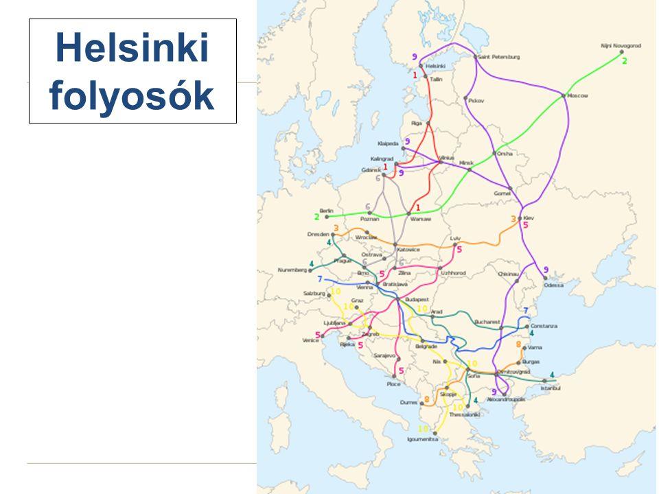 16 Helsinki folyosók