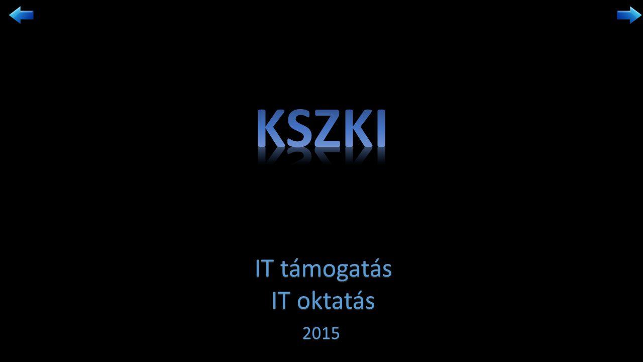 2015 IT támogatás IT oktatás
