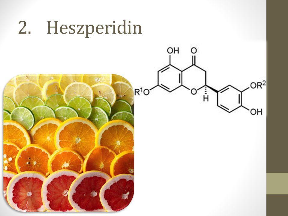 Heszperidin izolálása narancshéjból
