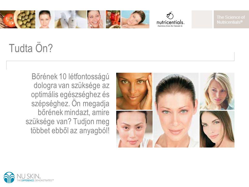 Tudta Ön? Bőrének 10 létfontosságú dologra van szüksége az optimális egészséghez és szépséghez. Ön megadja bőrének mindazt, amire szüksége van? Tudjon