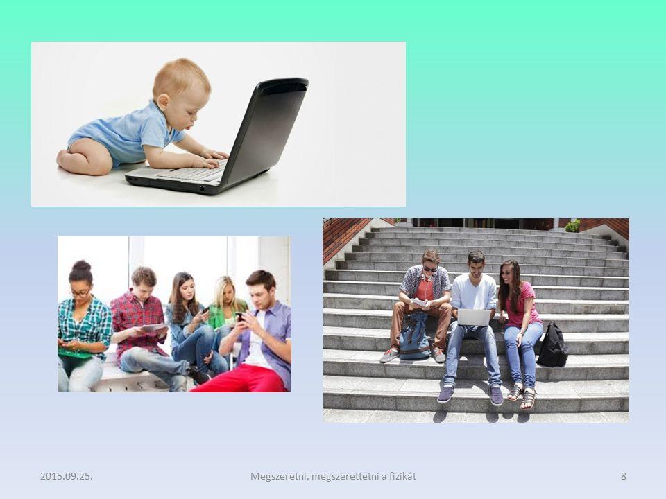 3.2.Infokommunikációs eszközök, technológiák 3.2.3.