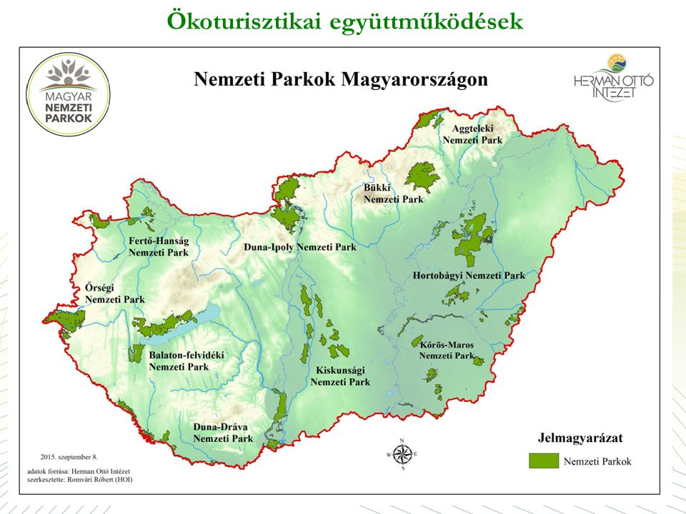 Ökoturisztikai együttműködések
