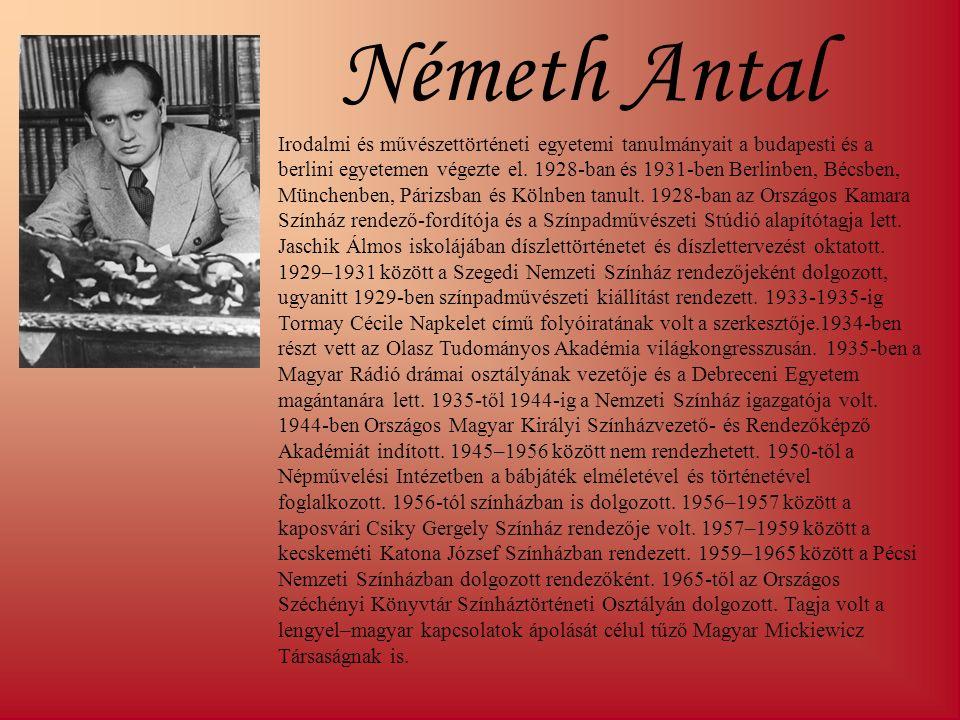 Irodalmi és művészettörténeti egyetemi tanulmányait a budapesti és a berlini egyetemen végezte el.