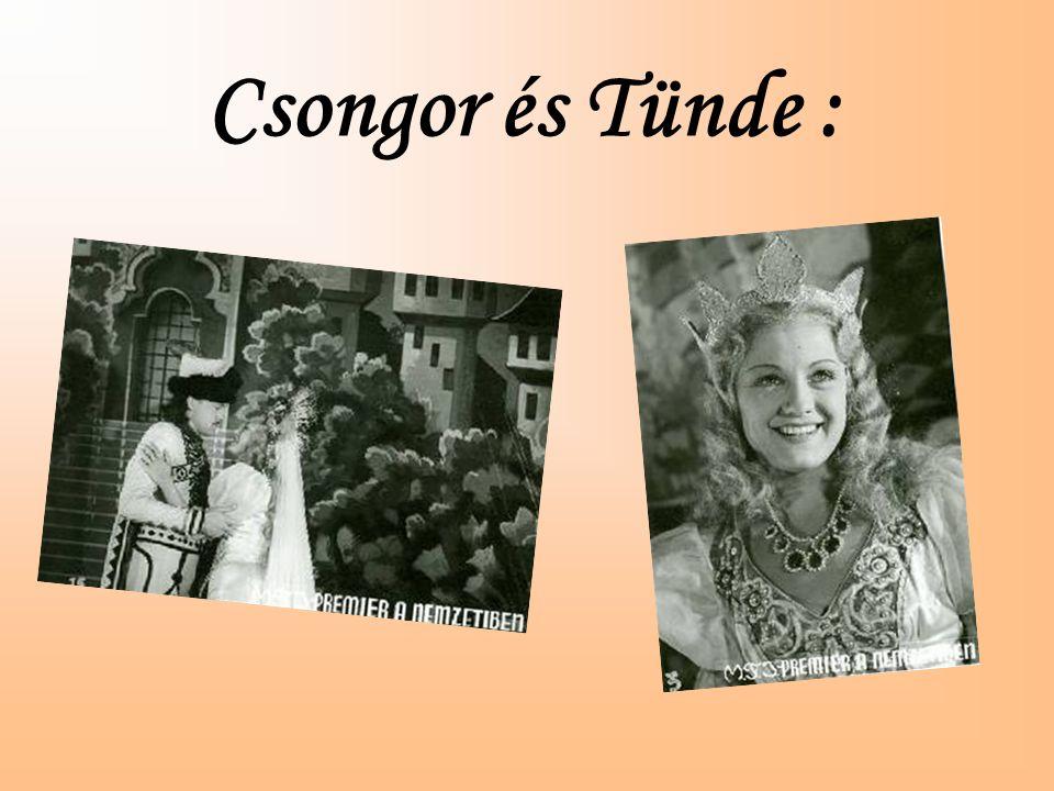 Csongor és Tünde :