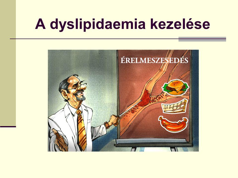 A dyslipidaemia kezelése
