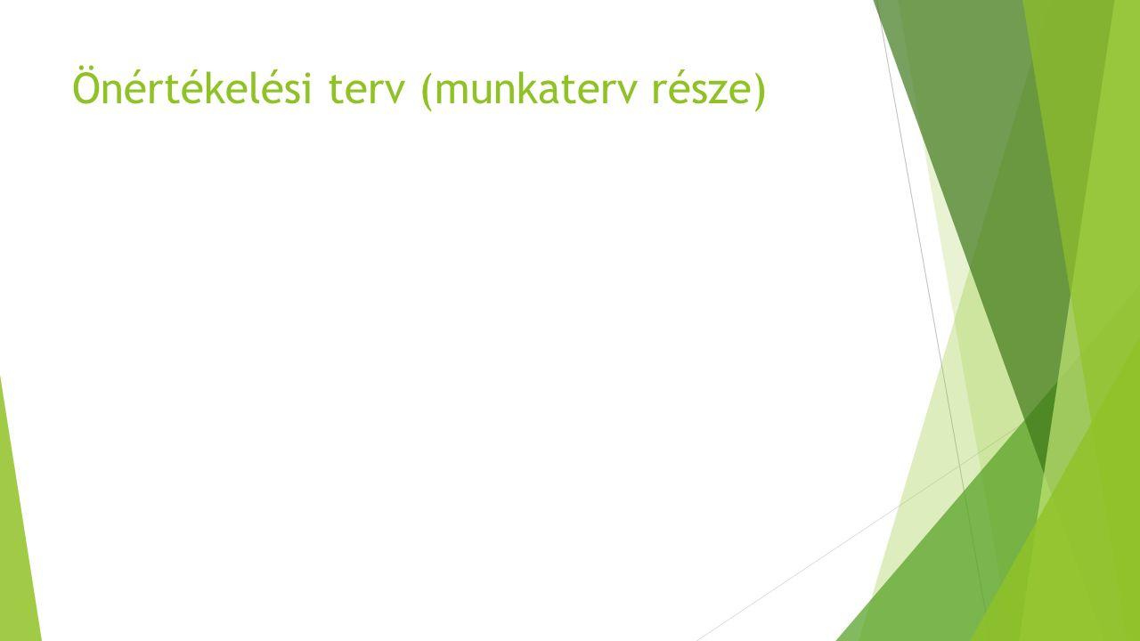 Jogszabályok, útmutatók  2011.évi CXC. törvény a nemzeti köznevelésről (64-65.