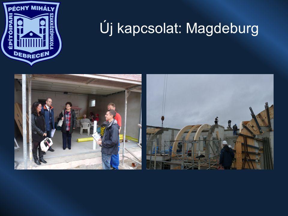 Új kapcsolat: Magdeburg