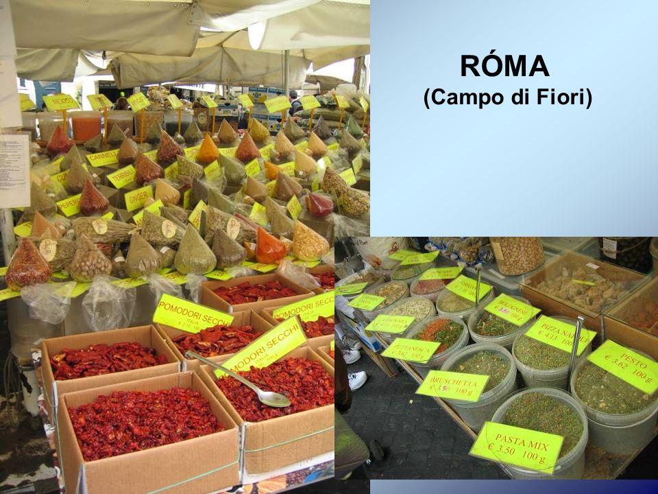 RÓMA (Campo di Fiori)