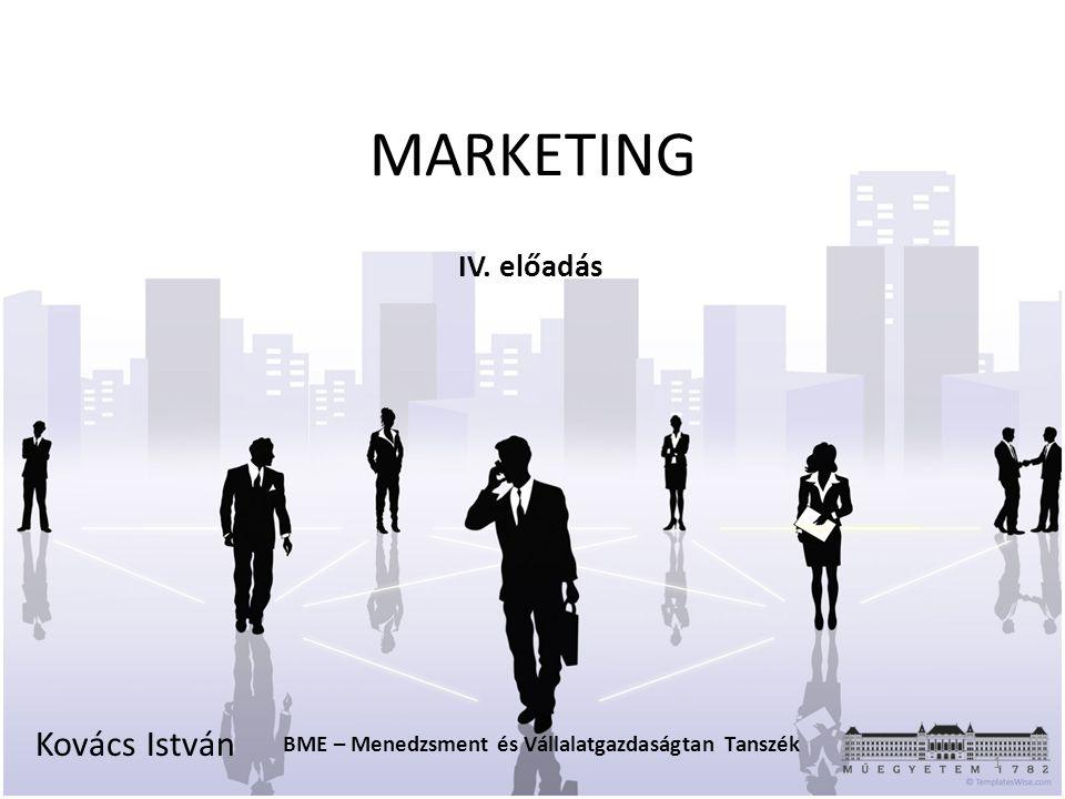 A marketingkutatás irányai, folyamata, típusai 22