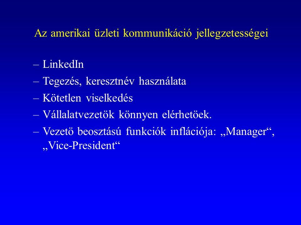 Konfliktuskezelés Választottbíráskodás Eljárási költségek A magyar vállalat felelösségre vonása