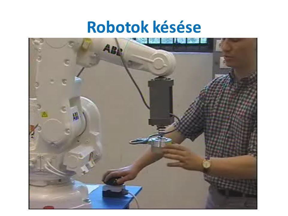 Robotok késése