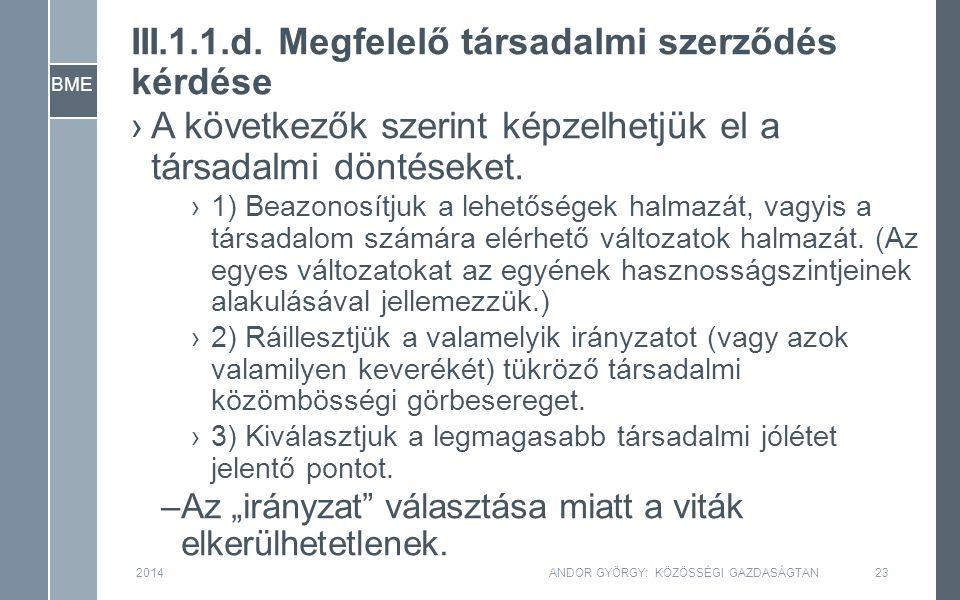 BME III.1.1.d.